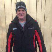 Schneller Helfer auf Skiern