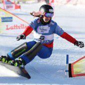 Ulbing carvte zum ersten Weltcupsieg