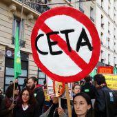 Ceta-Deal im Ausschuss abgesegnet