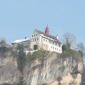 Burgrestaurant: neue Terrassen