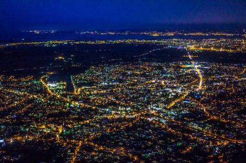 Noch dieses Jahr leuchten die Lichter der Stadt für 50.000 Menschen. VN/Steurer