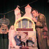Kindertheater mit allerlei Zauberei