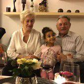 Karoline und Helmut Starzinger feiern diamantene Hochzeit