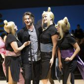 Schwarzer Humor untergräbt jedweden Operettenkitsch