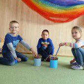 785 Feldkircher Kinder in 16 Kindergärten