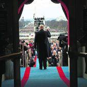 Unter Präsident Trump gilt: Amerika zuerst