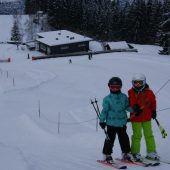 Übersaxner Skilift nimmt den Betrieb auf