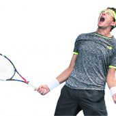 Djokovic scheitert an der Nummer 117