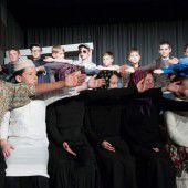 Schulmusical beeindruckt Publikum