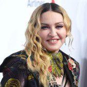 Madonna fühlt sich unterdrückt