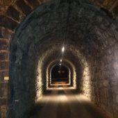 Licht für Tunnel in Außerbraz