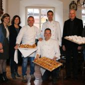 Feldkircher  Bäcker spenden an Hilfswerk