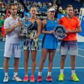 Zweiter Triumph für Frankreich im Hopman Cup
