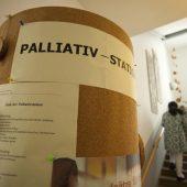 Palliativbetten und ein Hospiz