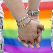 Homo-Ehe wird standesamtlich geschlossen