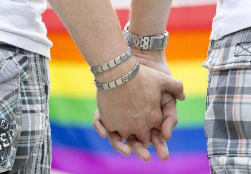 Die sogenannte Homo-Ehe verdient ihren Namen bald ein wenig mehr.