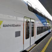Westbahn schielt auf Vorarlbergs Schienen