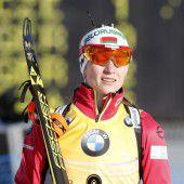 Erstmals als Familie im Biathlon-Weltcup