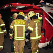 306 Alarmierungen für Dornbirner Feuerwehr