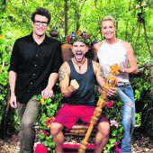 Sänger Marc Terenzi holt sich die Dschungelkrone