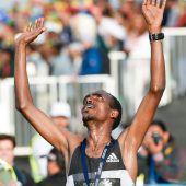 Äthiopier Tola in Dubai mit Streckenrekord