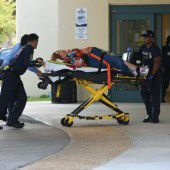 Tote und Verletzte nach Schüssen am Flughafen
