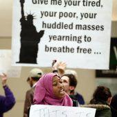 Massiver Widerstand gegen Einreiseverbot