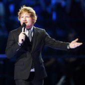 Ed Sheeran mit neuen Songs