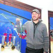 Hermann Maier eröffnet Ski-Galerie in Flachau