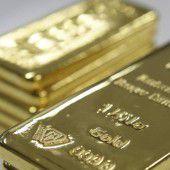 Gold verzeichnet Rekordnachfrage