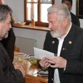 Klostervater seit 50 Jahren in Bregenz