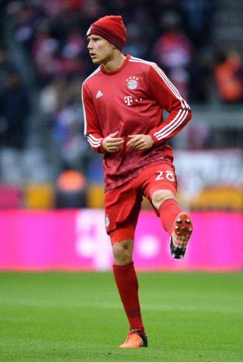 Holger Badstuber meldet sich inzwischen fit zurück. Einsätze lassen aber noch auf sich warten. Foto: afp