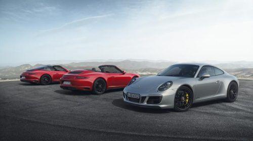 Im März 2017 kommt der Porsche 911 GTS mit neuem Turbomotor in den Markt.