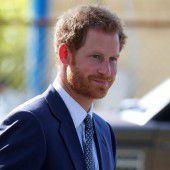 Prinz Harry hat starke Bindung zu Afrika