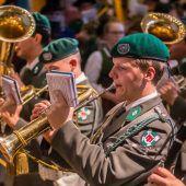 Militär sucht Musikanten