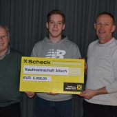 Unternehmer in Altach zeigen Engagement