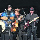 Originalband of Elvis in Bregenz