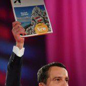 SPÖ-Chef Kern will aufs Ganze gehen
