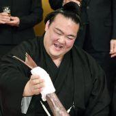 72. Yokozuna in Geschichte des Sumo-Ringens