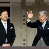 Japans Kaiser Akihito möchte gerne abdanken
