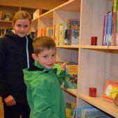 Treffpunkt für Bücherfreunde geschaffen