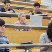 Laptop in der Uni schadet den Studenten