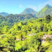Schöne Natur im Osten der Insel