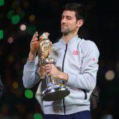Djokovic-Sieg im Gigantentreffen gegen Murray