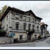 Fünf Wohnungen als Plan B für Villa