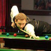 Snooker-Künstler bitten zum Duell