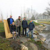 Neuer Wohlfühlort am Neuner in Lustenau