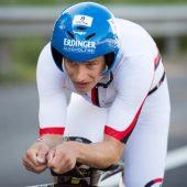 Wettkampfpause für Triathlet Paul Reitmayr