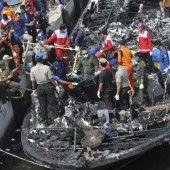 23 Tote in Indonesien nach Brand auf Fähre
