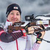 Düringer ist bereit für den ersten Biathlon-Test